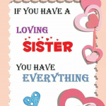 Sisters Quotes and Poems