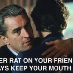 Snitches Get Stitches Movie Quote Twitter