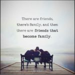 Some Friends Are Family Quotes Facebook