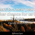 Some Quotes For New Year