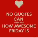 Special Friday Quotes Twitter
