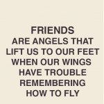 Spiritual Quotes about Friendships