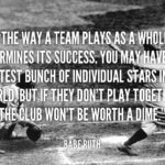 Sports Quotes by Babe Ruth