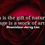 Stanislaw Jerzy Lec Quotes About age