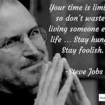 Stay Hungry Stay Foolish Quote Origin