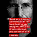 Stay Hungry Stay Foolish Steve Jobs Speech