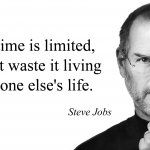 Steve Jobs Quotes Your Time Is Limited