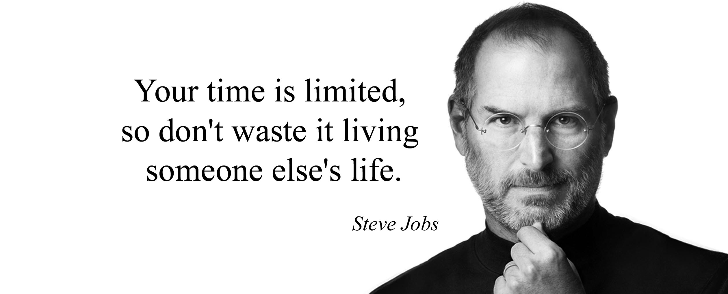 steve jobs quotes your time is limited � upload mega quotes