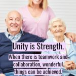 Strength In Numbers Saying Pinterest