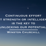Strength Quotes by Winston Churchill
