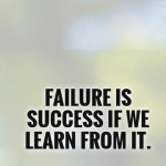 Success Failure Quotes