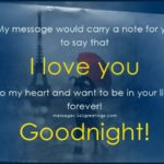 Sweet Good Night Message For My Wife Facebook