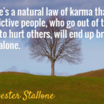Sylvester Stallone Quotes About Anger