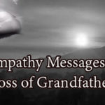 Sympathy Quotes For Loss Of Grandfather