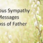 Sympathy Quotes For Loss of Father Religious Twitter