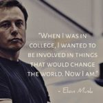 Teen Quotes by Elon Musk