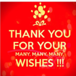 Thank You Quotes For Birthday