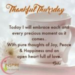 Thankful Thursday Sayings Twitter