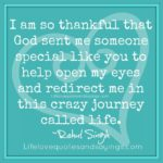 Thanking God For Someone Special Quotes Facebook