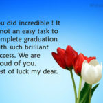 The Best Wishes For Graduation Pinterest
