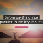 The Key To Success Quotes Twitter