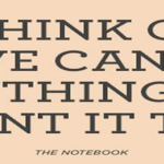 The Notebook Quotes Facebook Covers