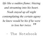 The Notebook Quotes about Love
