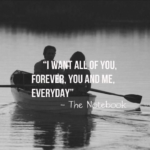 The Notebook Quotes for Facebook