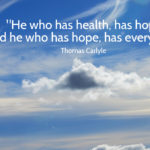 Thomas Carlyle Quotes About Health