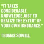 Thomas Sowell Quotes About Funny