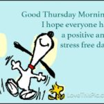 Thursday Quotes For