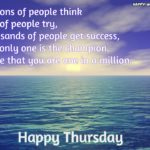 Thursday Wishes Quotes Pinterest