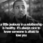 Too Much Jealousy Quotes In Relationships