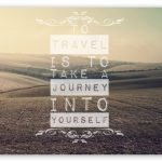 Travel Quotes Desktop Wallpaper