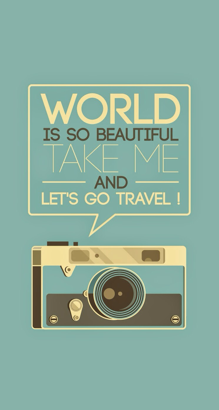 Travel Quotes Wallpaper Iphone Uploadmegaquotes
