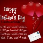 Valentine Day Sayings Quotes Twitter