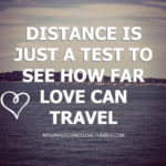Valentine Quotes For Long Distance Lovers Tumblr
