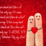Valentine's Day Heart Touching Quotes Twitter