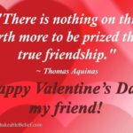 Valentines Day Quotes For A Special Friend Tumblr