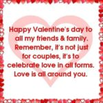 Valentines Day Quotes For All Facebook