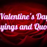 Valentines Day Sayings And Quotes Pinterest