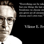 Viktor Frankl Man's Search For Meaning Quotes Facebook