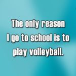 Volleyball Captions With Friends Twitter