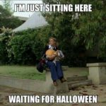Waiting For Halloween Quotes