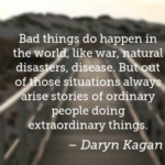 War Quotes by Daryn Kagan