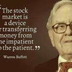 Warren Buffett Quotes about Investing