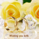 Wedding Wishes Greeting Cards