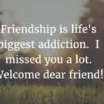 Welcome Quotes For Friends Tumblr