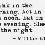 William Blake Quotes About Morning