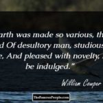 William Cowper Quotes Pinterest